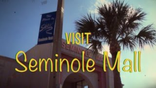 DEAD MALL SERIES : Vintage Florida Seminole Mall Commercial