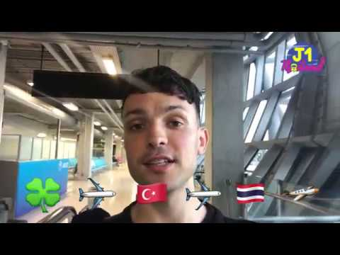 J1 Thailand with James Kavanagh - Vlog #1