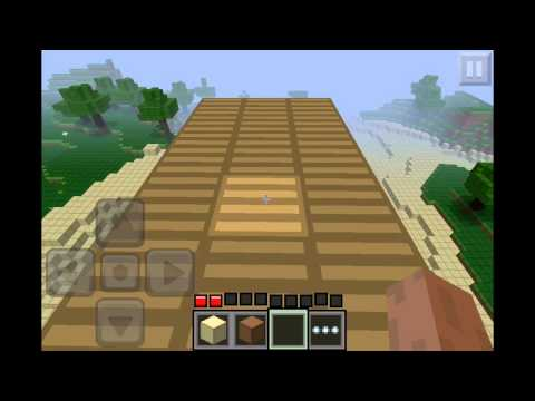 Things to do in minecraft pocket edition:dive of a diving b