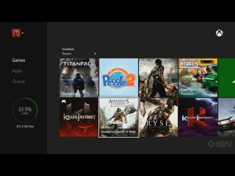 Xbox One February System Update 2014 Tutorial