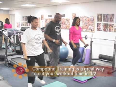 Compound Training Workout with Lorenzo Williams