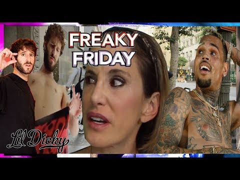 Mom REACTS To Lil Dicky & Chris Brown - Freaky Friday!!! (10/10) | @LilDickyTweets