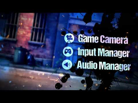Beat 'Em Up Template 3D - Camera, Input Manager, Audio Manager