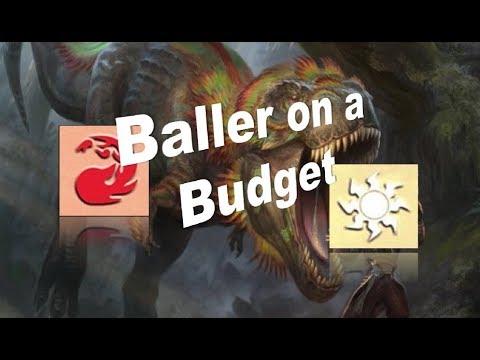 $25 Budget Dino Deck Tech