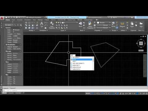 How to determine Area and Perimeter in AutoCAD 2015