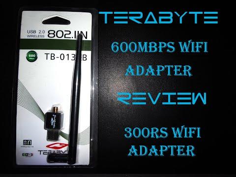 Terabyte Mini 2.4Ghz Wireless Wifi