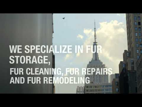 Marc Kaufman Furs, Fur Storage Fur Cleaning Designer Furs