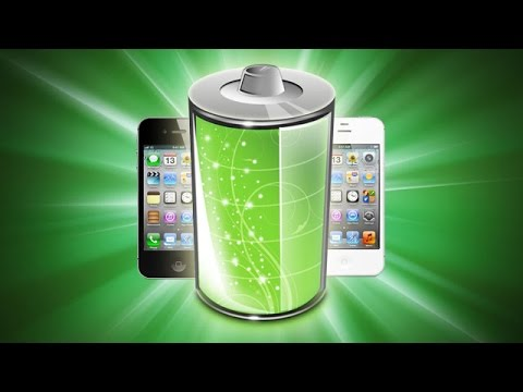 How to save battery on Ipad, Iphone, and Ipod touch on IOS 7+