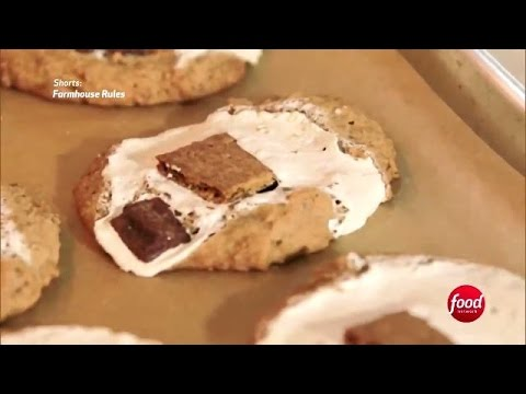 Smores Cookies | Farmhouse Rules | Food Network Asia