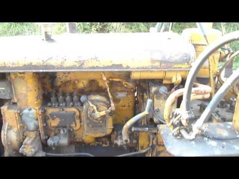 D2 Clutch Disengaging Cat D2 Pony Motor Parts