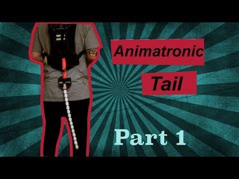 Animatronic tail Part1