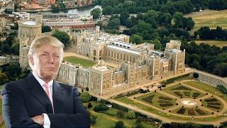 قصور و منازل دونالد ترامب الأفخم من البيت الأبيض