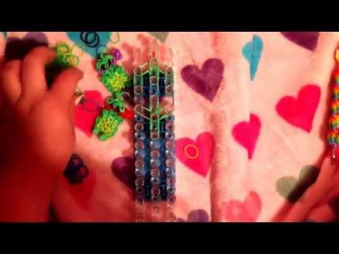Ninja turtle rainbow loom