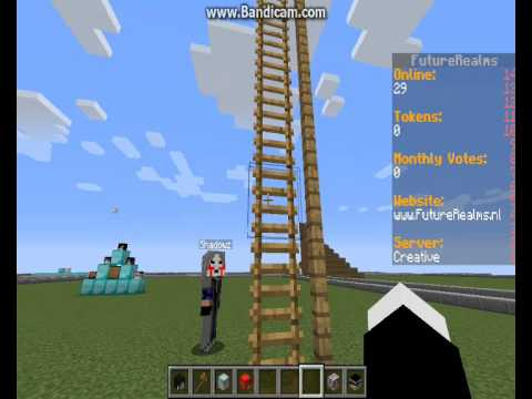 How To Get Head Or Skull In FutureRealmsServer - Minecraft