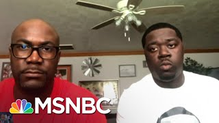 Floyd's Brother: Trump 'Didn't Give Me The Opportunity To Even Speak' | MSNBC