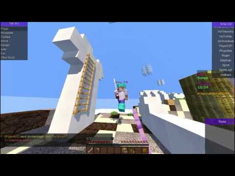 Minecraft 1.11.X Hack Fly Fix Beter PvP 2017 Client