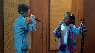 Troye Sivan  Ariana Grande Dance To This  Kid Version