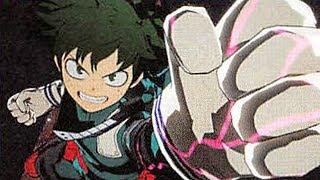 My Hero Academia: One's Justice - Midoriya & Shigaraki 2ND GAMEPLAY Scan (V-Jump NEW SCAN!)