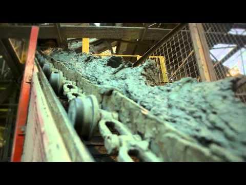 Старый метод обжига кирпича на заводе Chailey