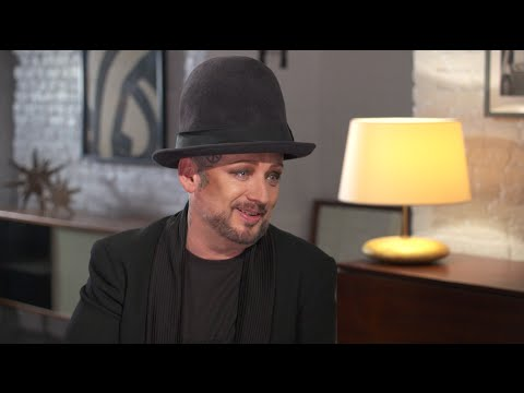 Style Session with Boy George