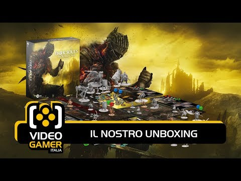 Dark Souls: The Board Game - Unboxing