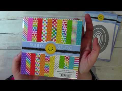 Sunny Studio Stamp Haul