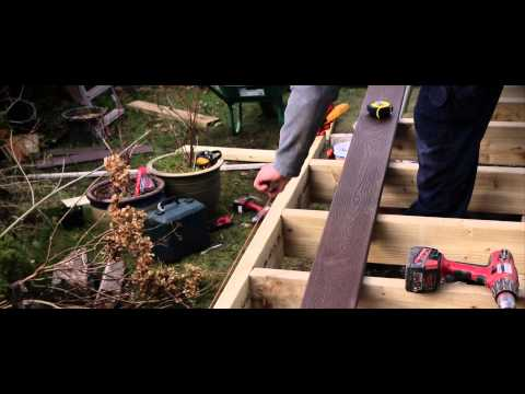 Arbordeck: Trex Transcend Composite Decking - How To Install