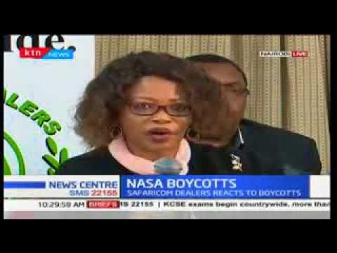 Effects of NASA'S boycott plan