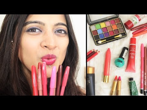 Top 10 under 100!__   Beauty & Make-Up Products | Best Affordable Makeup in India SuperWowStyle
