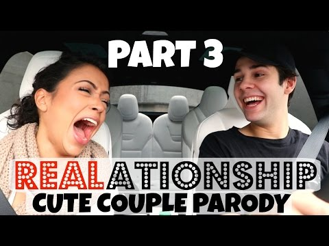 (REAL)ATIONSHIPS PART 3: CUTE COUPLE PARODY