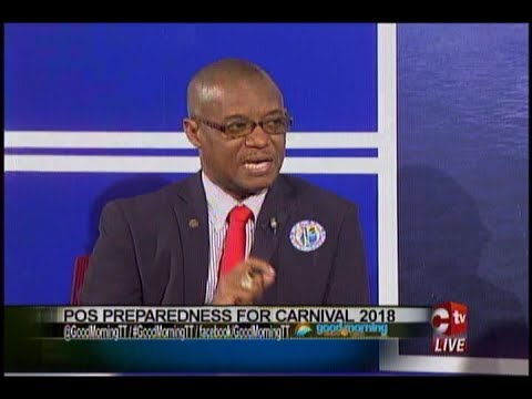 Downtown Carnival Committee Calls For Restricted J'ouvert Route In POS
