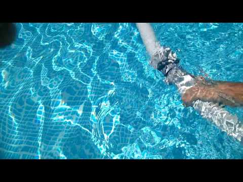 Intex Automatic Pool Cleaner Review Part 1