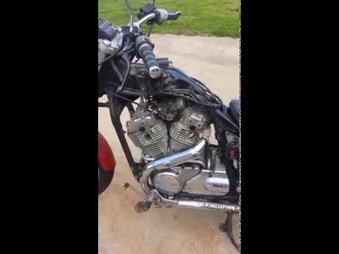 87 honda shadow vt700 head gasket replacement #1
