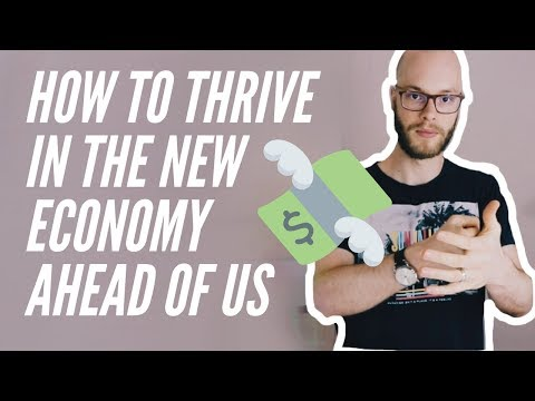How To Thrive In The Next 10-20 Years (Hint: Don't Listen To Your Parents...)