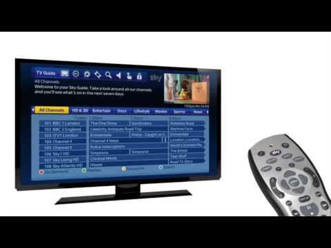Sky On Demand 2013 - On your Sky+HD Box