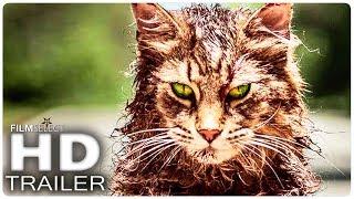 PET SEMATARY Trailer (2019)