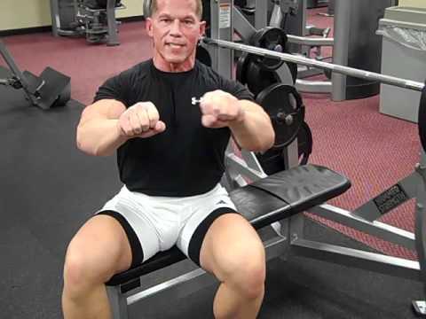 Big Chest Muscles - Drop Set Technique -  Super Muscle Pump Secret