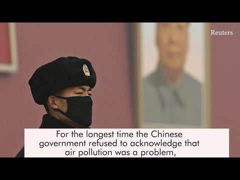 Chinese government grapples with air pollution