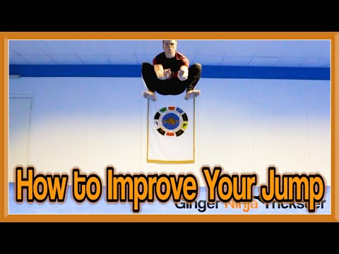 How to Improve Your Jump | Increase Your Explosive Power! | GNT Tutorial