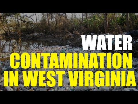 Water Contamination in West Virginia