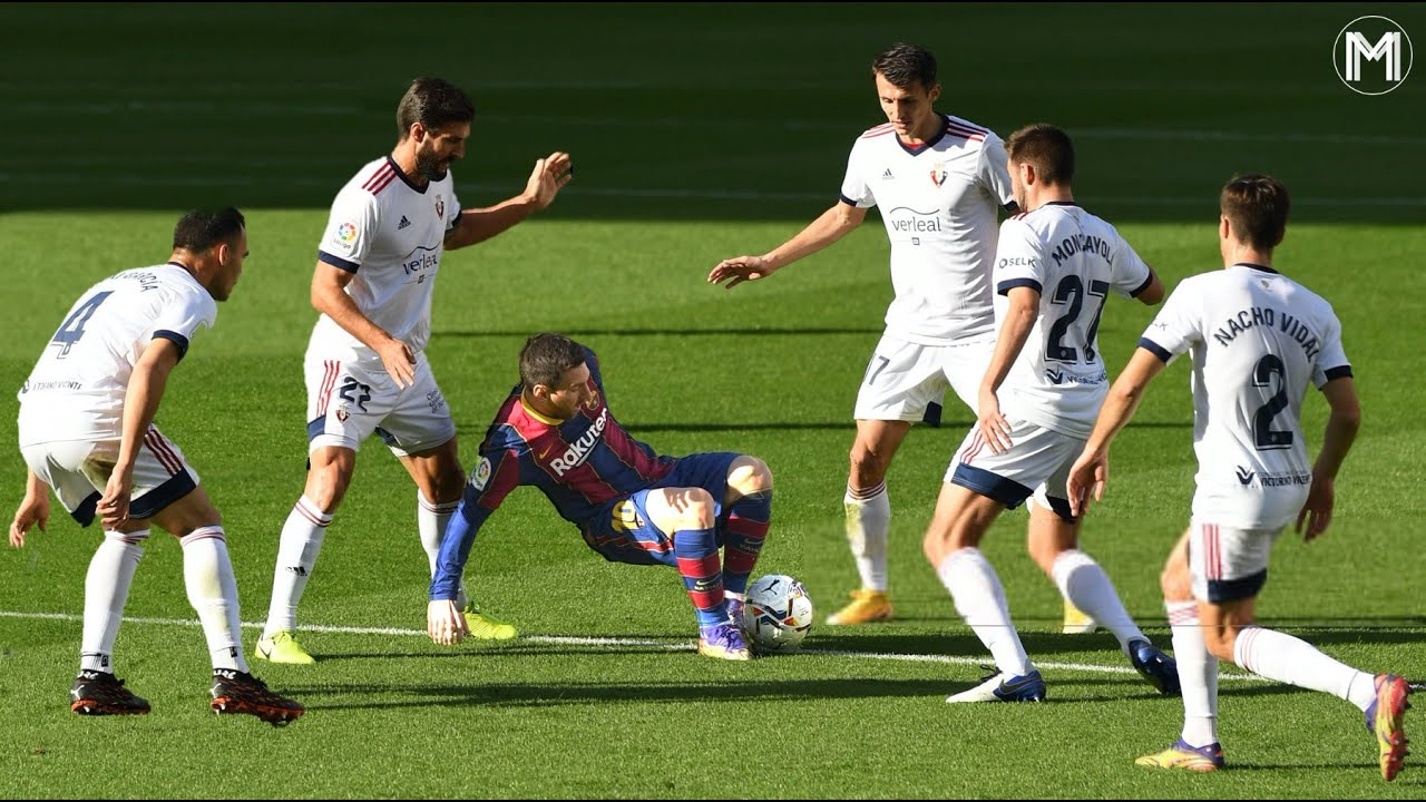 How Is This Possible? - Lionel Messi
