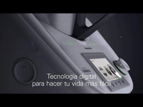 """NUEVA """"THERMOMIX-5""""  COMO FUNCIONA Y COMPARATIVA CON EL THERMOMIX-31"""