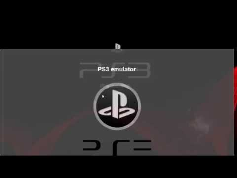PS3 emulator 2016