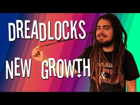 DREADLOCKS NEW GROWTH?!