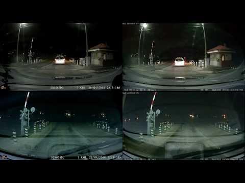 Street Guardian SG9663DC vs BlackVue DR750S-2CH (Part-2)