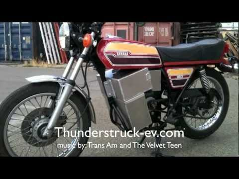 Electric Motorcycle Conversion Pt. 2