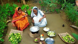 CHAL POTOL (Pointed Gourd) Bangali Puja Special Recipe prepared by our Grandmother