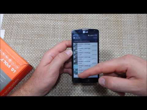 LG Volt how to copy, move or transfer files photos from internal storage to external SD memory card