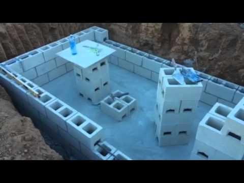 DIY rainwater cistern update 2