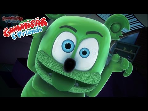 Gummy Bear Show First 5 Episodes = Spooktacular/Hamster In The House/Robo Gummy/Who Ate It/Hiccups